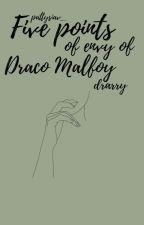 Five points of envy of Draco Malfoy • 𝑑𝑟𝑎𝑟𝑟𝑦  autorstwa tylko_drarry_suczity
