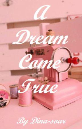 A Dream Come True    Hoseok x Reader by Dina-soar