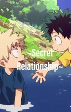 BakuDeku ~Secret Relationship~ by mosthatedcrackhead56