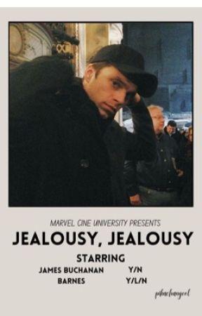 jealously, jealously • bucky barnes (college!au) by pikachanyeol
