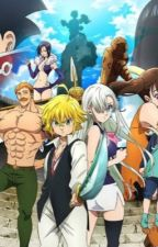 Seven Deadly Sins Oneshots!  by Bans_Wife_