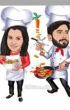 👨🍳Chef And His Assistant👩🍳 cover