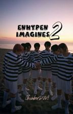 ENHYPEN IMAGINES BOOK2 by ChamberDNA