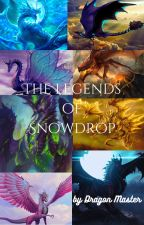 Legends of Snowdrop- The dragons by Dragon_Master11