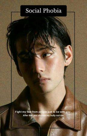 Social Phobia    KTH   . by salwis2