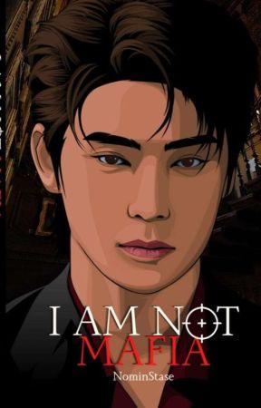 I'am Not Mafia [JAEYONG] by NominStase