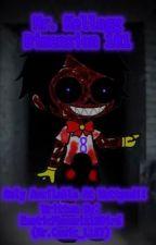 Jimmy Dimension (OC Creepypasta) by CoolMysticPhoenix