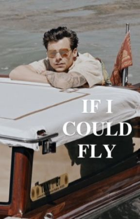 if i could fly | h.s by harryandhishairclip
