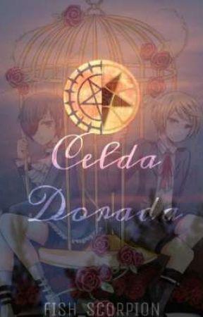 Celda Dorada  by FISH_SCORPION