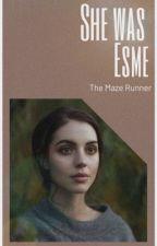 She was Esme   Gally TMR by Its_Elle45