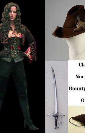 Claudia Norrington: POTC by BiancaEvans2