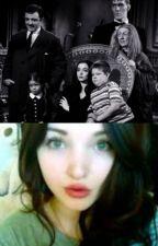 Addams Family meets Winx Club by IceDragon97