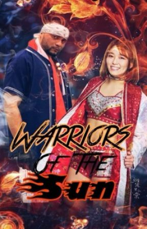 Warriors of The Sun (Sarray X Male OC) by Freedom_Fighter24