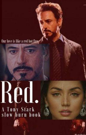 RED: A Tony Stark x OC slow burn by BatzWrites