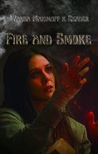 Fire and Smoke - Wanda Maximoff x Reader by whomeverwhatever