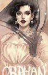 Orphan / female reader x lady dimitrescu cover