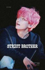 Strict brother by Gazing_stardust