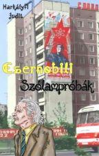Csernobili Szólampróbák by AmadErik