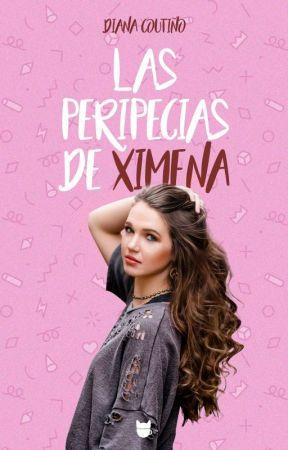 Las peripecias de Ximena © by Dianiscfd