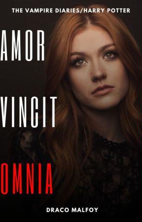 (1) Amor Vincit Omnia (D. Malfoy) by Lone-wolf-fanfics