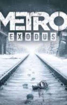 Metro Exodus: Artyom X Male Reader by KingDavidDobrik