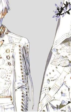 Arranged Fate |Touken Fanfic AU| by LeopardFlame1009