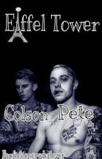 Eiffel Tower- Colson Baker & Pete Davidson  by Fanfictionorwhatever