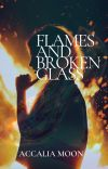 Flames And Broken Glass cover