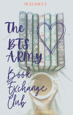 BTS ARMY Book Exchange Club by Sugasluv