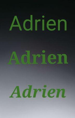 Adrien by AngryCya
