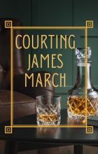 Courting James March by acailover
