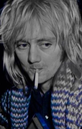 roger taylor imagines! by -BACKCHAT