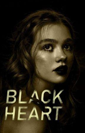 Black Heart || Draco Malfoy (On Hold)  by parttimesinnerslut