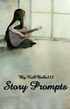 Story Prompts by KellBelle333