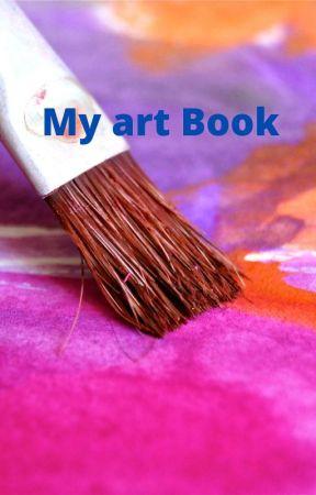 My Art Book by Dragonlover201000