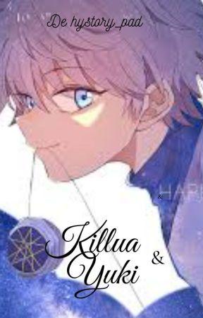 Killua & Yuki by Hystory_pad