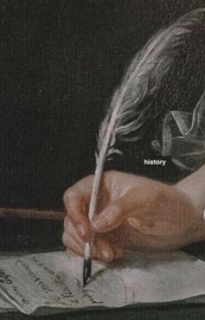 HISTORY ───── dream smp.  by URNEWBOYF