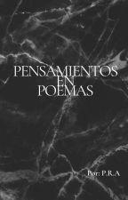 Pensamientos en Poemas by projasarenas