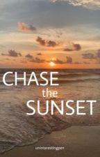 Chase the Sunset by uninterestingpen