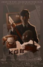 KGB || Cinco Hargreeves by ghostbustergirl3