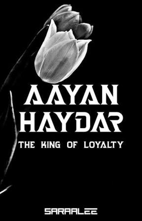 Mrs. Aayan Haydar ✓ by saraalee_