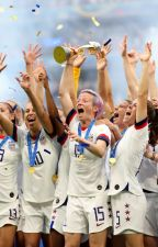 Uswnt one shot x reader by Author323546