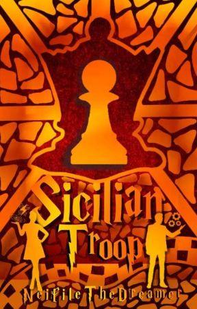 Sicilian Troop by NeifileTheDreamer