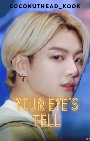 Your Eye's tell (KookV) by Coconuthead_kook