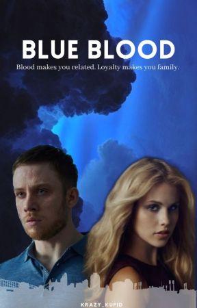 Blue Blood    Sean Wallace by Krazy_Kupid