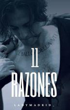 11 RAZONES [Damiano David] by ladymadrid_