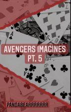 Marvel Imagines pt. 5 by pandabearrrrrrr
