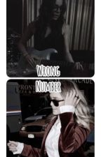 Wrong Number by wandaaaromanoff