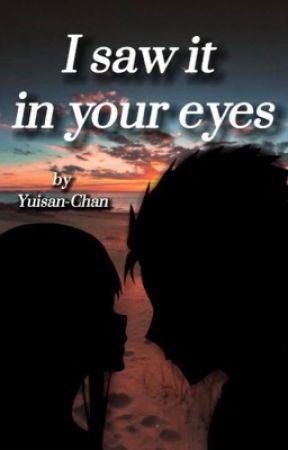 𝑰 𝒔𝒂𝒘 𝒊𝒕 𝒊𝒏 𝒚𝒐𝒖𝒓 𝒆𝒚𝒆𝒔/ Terushima x Oc -german- by Yuisan-Chan