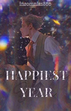 Happiest Year - Bokuto Koutarou by insomnia1860